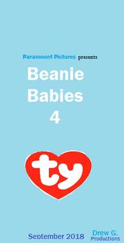 Beanie Babies 4 (2018) Teaser Poster