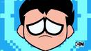 Teen Titans Go! Permanent Record CARTOON TRUMPET FANFARE (4)