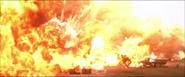 Die Another Day (2002) NEW WORLD FIREBALL BURST 01 4