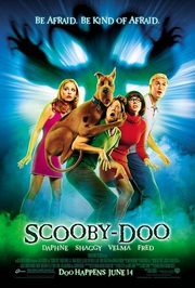 Scooby doo 2002 poster