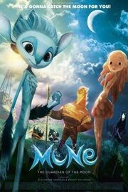Mune Guardian of the Moon Poster