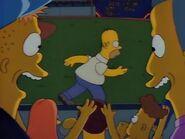 The Simpsons Medium Exterior Crow PE140401