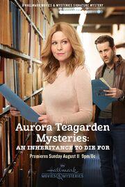 Aurora Teagarden Mysteries An Inheritance to Die For Poster