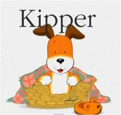 Kipper the Dog Cover