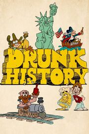 Drunk History (US TV Series) Poster