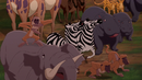 The Lion King II Simba's Pride Chimpanzee Screams AT050301 2