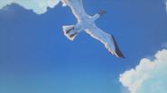 Link's Awakening Switch Ending Cutscene Anime Seagull Sound