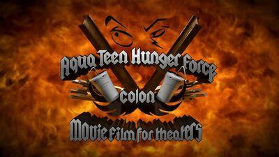 ATHF Movie Cover