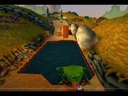 Crash Bandicoot Warped Hollywoodedge, Various Squeaky Kis CRT027704 (2nd Kiss)