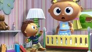 HUMAN, BABY - CRYING Super Why13