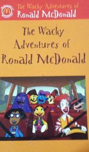 The Legend of McDonaldland Loch VHS Cover