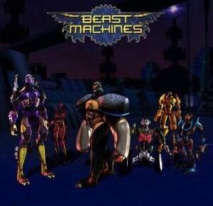 Beast machines transformers