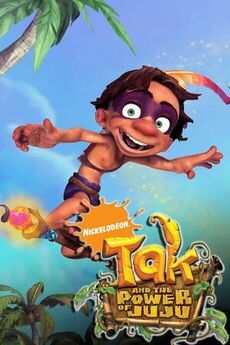 Tak and the Power of Juju (TV Series)