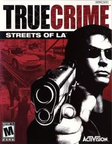 True Crime - Streets of LA coverart