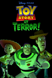Toy Story of Terror Cover