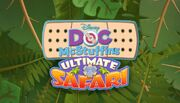 Doc McStuffins Ultimate Safari Title