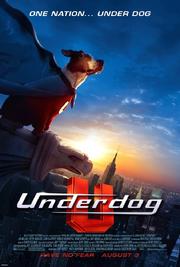 Underdog 2007 poster