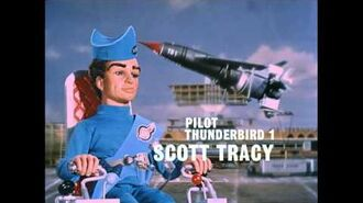 """Thunderbirds""- HD Restored Title Sequence"