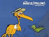 Crazylegs Crane Cartoons