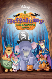 Pooh's Heffalump Halloween Movie DVD Cover