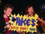 Disney Channel: Mike's Super Short Show (Miscellaneous)