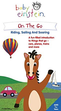 On The Go VHS Cover