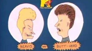 Beavis and butthead Intro