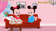 Mickey Mouse and Minnie Mouse Funny Story Series Sound Ideas, BITE, CARTOON - BIG CRUNCH,