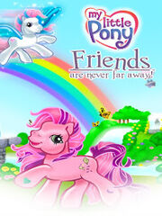 My Little Pony Friends Are Never Far Away Poster
