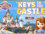 Sofia the First: Keys to the Castle (Online Games)