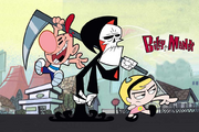 The grim adventures of billy and mandy wallpaper
