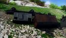 Gordon Takes a Tumble Hollywoodedge, Crash Car Flip Imp Rol PE111501