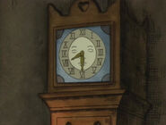 CLOCK, GRANDFATHER - WESTMINSTER TWELVE O'CLOCK CHIME Little Bear
