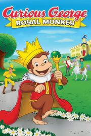 Curious George Royal Monkey Poster