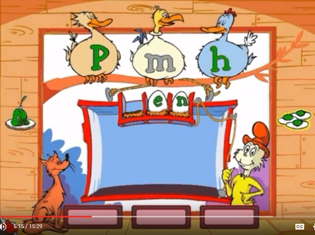 Living Books Green Eggs And Ham 1996 Video Game