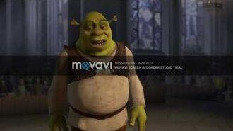 Shrek - Final Battle with Cartoon SFX