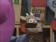 Barney & Friends Sound Ideas, COW - SINGLE MOO, ANIMAL 01 2