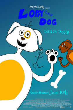 Loppy the Dog poster