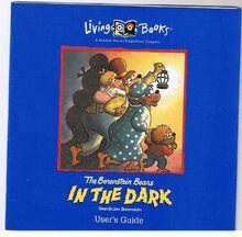 The Berenstain Bears In the Dark Living Books Cover
