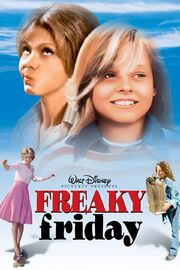 Freaky Friday 1976 Movie Poster