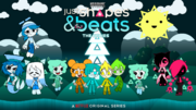 Just Shapes And Beats The Series Poster