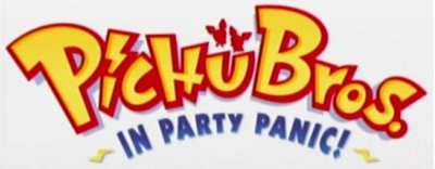 Pichu Bros in Party Panic Logo