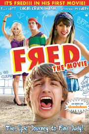 Fred The Movie Poster