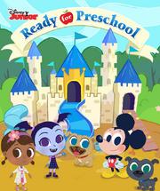 Disney Junior Ready for Preschool Poster