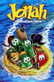 Jonah A VeggieTales Movie Poster
