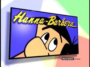 Hanna barbera comedy logo