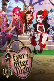 Ever After High TV Series Poster