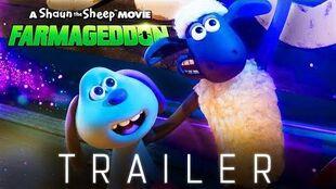 Shaun the Sheep Movie Farmageddon OFFICIAL TRAILER 2