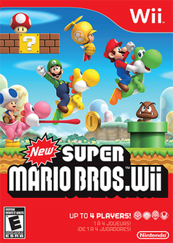 New Super Mario Bros  Wii | Soundeffects Wiki | FANDOM