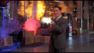 Beverly Hills Ninja (1997) SKYWALKER, AIRPLANE - DOGFIGHT, WWII AIRCRAFT, GUNFIRE & SKYWALKER BULLET RICOCHET 04 (x2)